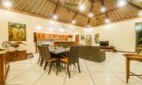 Villa Vara Dining Area | Seminyak, Bali