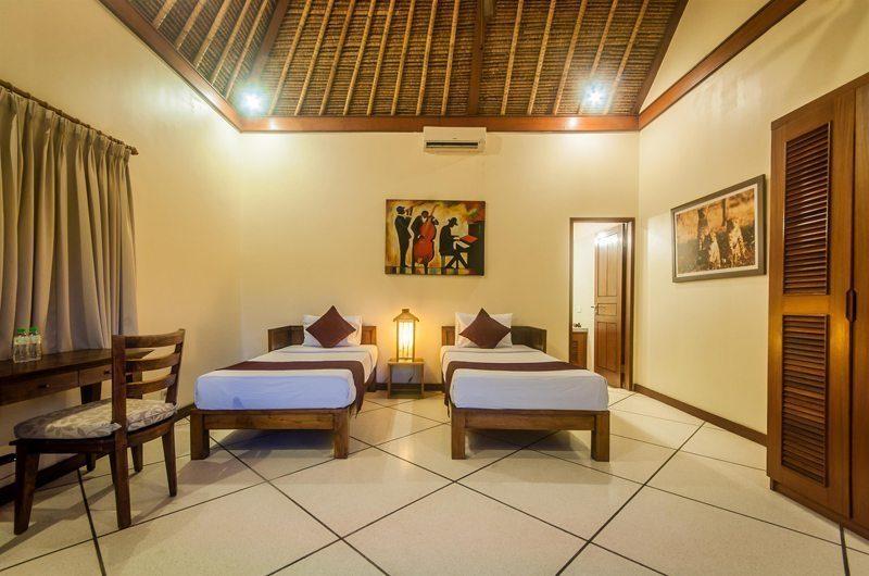 Villa Vara Twin Room | Seminyak, Bali