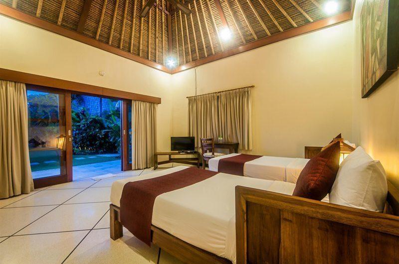 Villa Vara Twin Beds | Seminyak, Bali