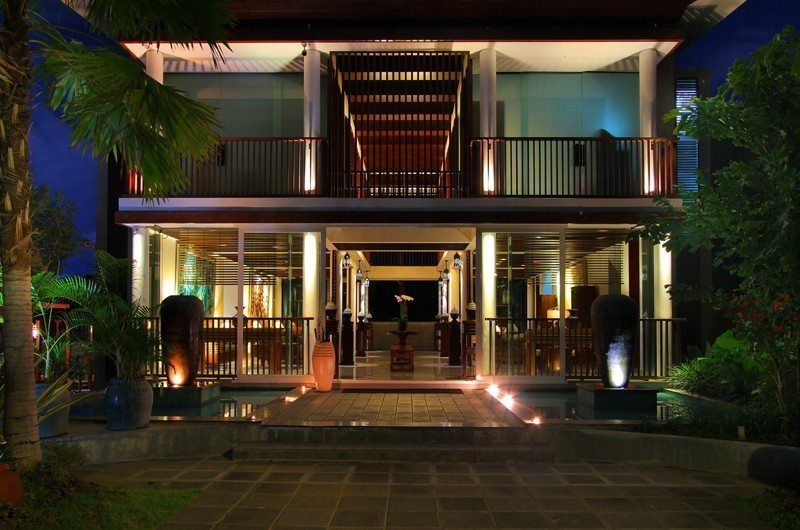 Javana Royal Villas Entrance | Kerobokan, Bali