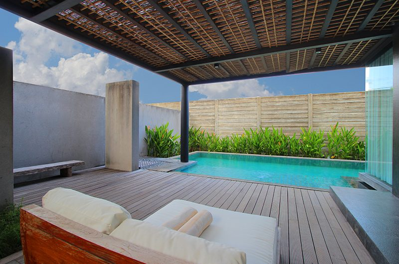 Javana Royal Villas Pool Side | Kerobokan, Bali