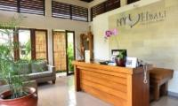Nyuh Bali Villas Front Desk | Seminyak, Bali