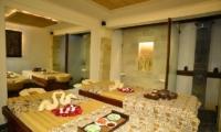 Nyuh Bali Villas Massage Room | Seminyak, Bali
