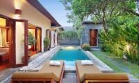 Nyuh Bali Villas Entrance Area | Seminyak, Bali