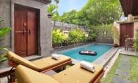 Nyuh Bali Villas Swimming Pool Area | Seminyak, Bali