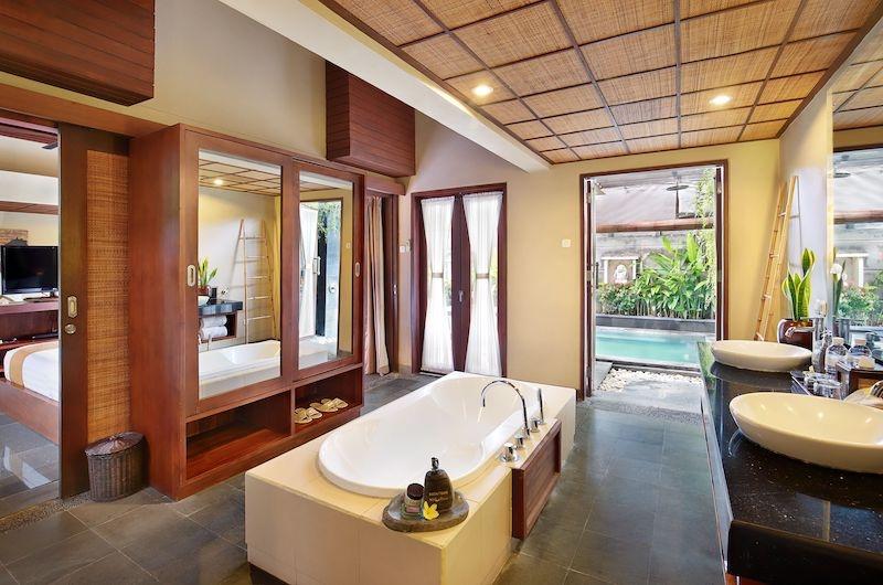 Nyuh Bali Villas Bathtub Area | Seminyak, Bali