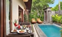 Nyuh Bali Villas Dining Table | Seminyak, Bali
