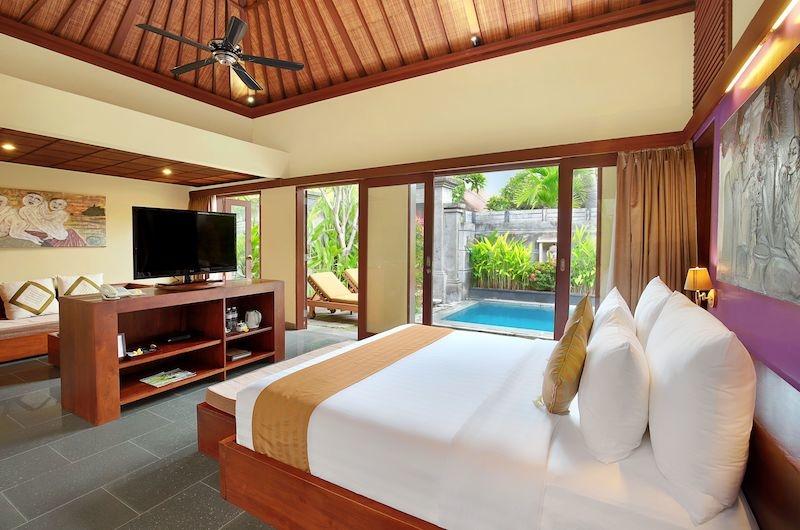Nyuh Bali Villas Bedroom One | Seminyak, Bali