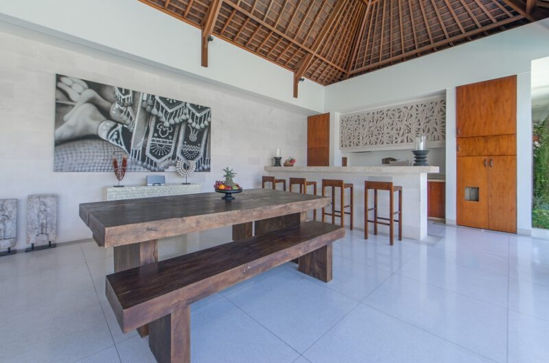 Villa Chocolat Dining Room | Seminyak, Bali