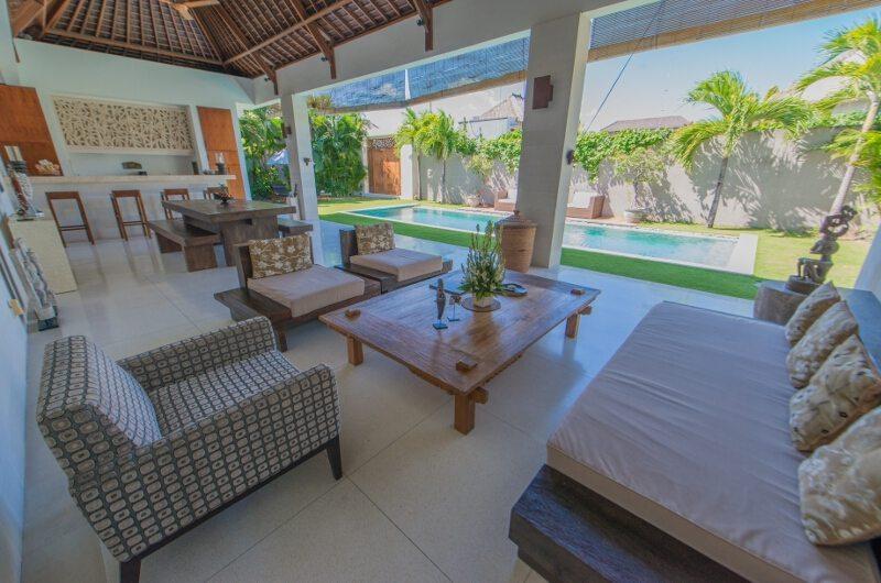 Villa Chocolat Living Room | Seminyak, Bali