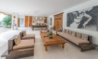 Villa Chocolat Living And Dining Pavilion | Seminyak, Bali