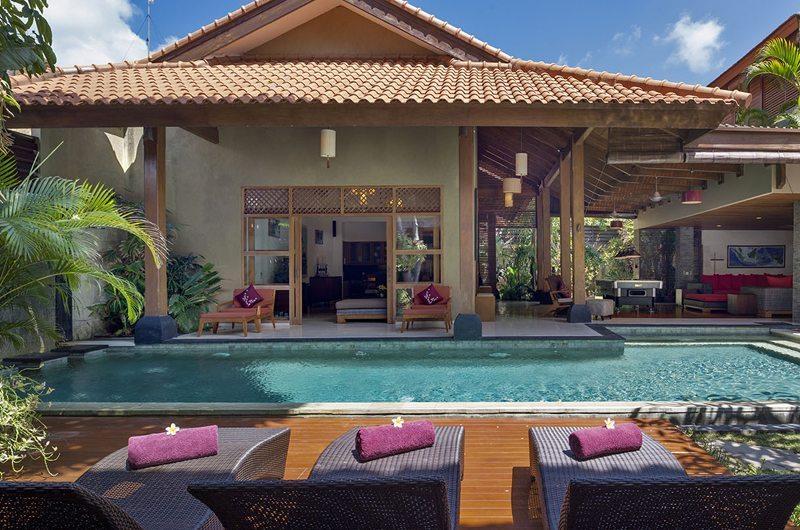 Villa Kinaree Sun Deck | Seminyak, Bali