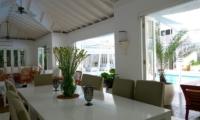 Villa Lulito Dining Room | Seminyak, Bali
