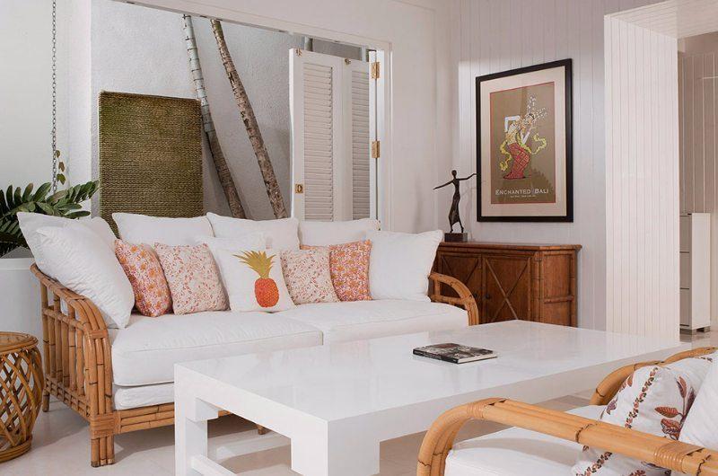 Villa Lulito Indoor Lounge Area | Seminyak, Bali
