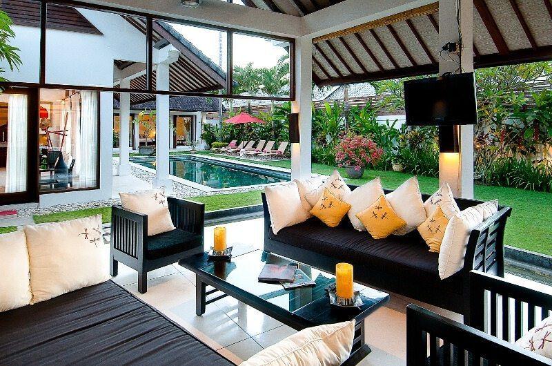 Villa Noa Living Room | Seminyak, Bali