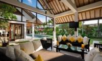 Villa Noa Living Area | Seminyak, Bali