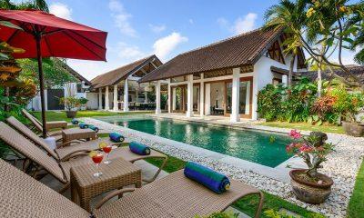 Villa Noa Sun Deck | Seminyak, Bali
