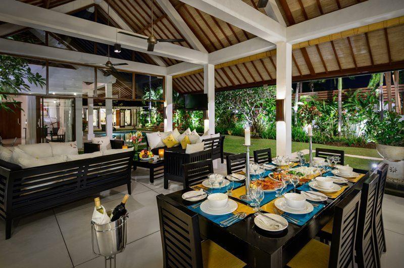 Villa Noa Dining Area | Seminyak, Bali