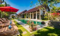 Villa Noa Sun Decks Area   Seminyak, Bali