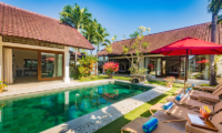 Villa Noa Swimming Pool Area   Seminyak, Bali