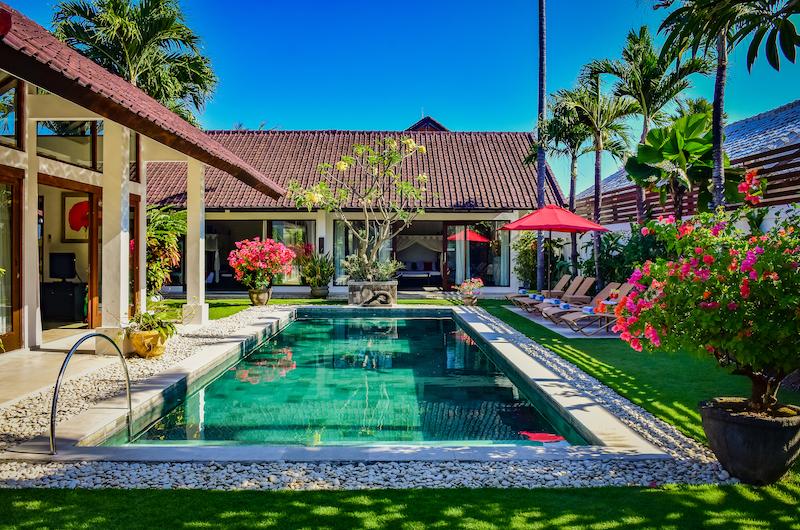 Villa Noa Pool Area   Seminyak, Bali