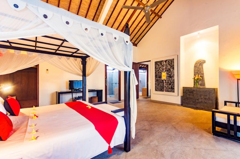 Villa Noa Bedroom One   Seminyak, Bali