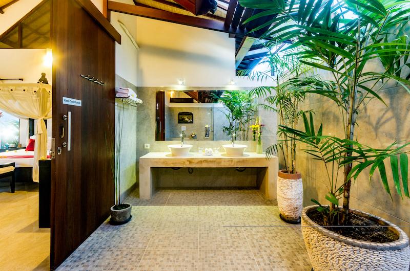 Villa Noa Open Plan Bathroom Area   Seminyak, Bali