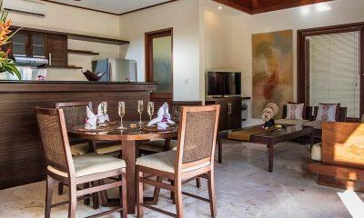 The Residence 2+1br Superior - Villa Siam Dining Room | Seminyak, Bali