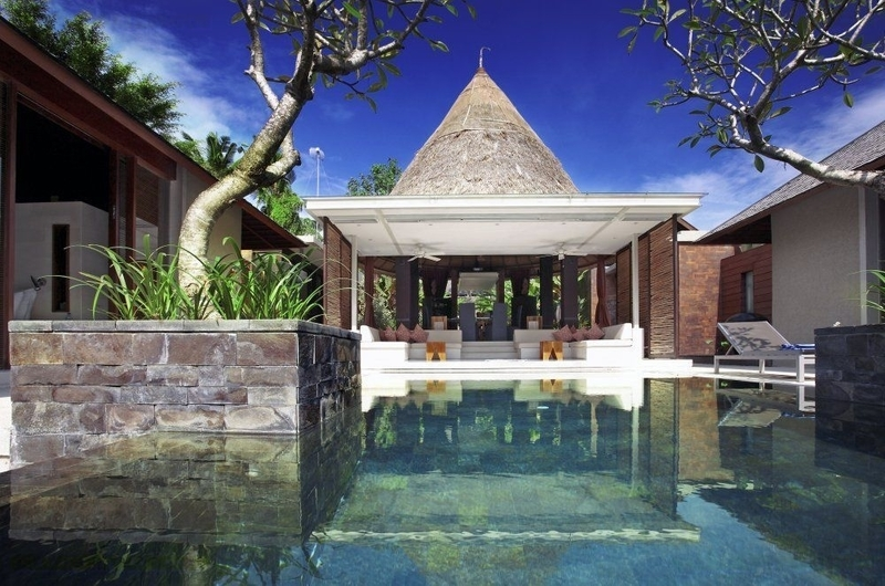 Tukad Pangi Villa Pavillion Pool Side | Canggu, Bali