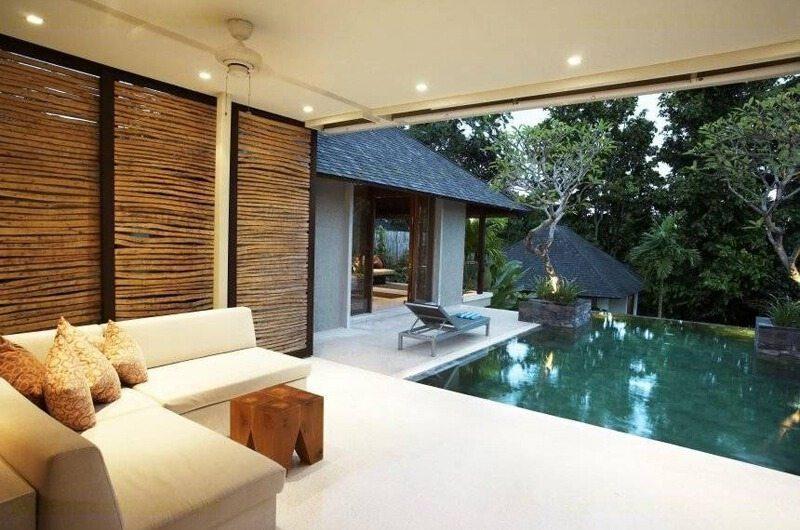Tukad Pangi Villa Living Pavilion   Canggu, Bali