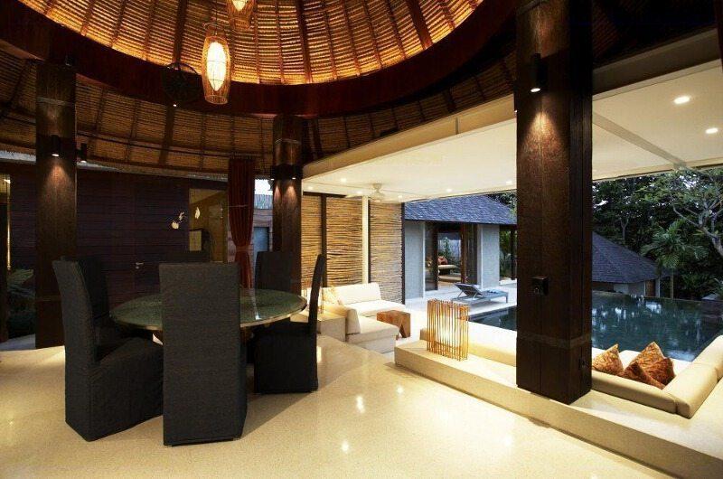 Tukad Pangi Villa Dining Area   Canggu, Bali