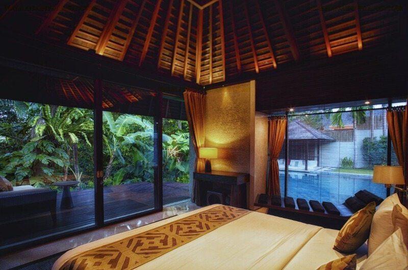 Tukad Pangi Villa Bedroom   Canggu, Bali