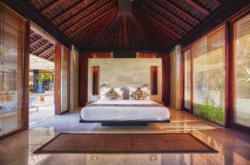 Tukad Pangi Villa Guest Bedroom One   Canggu, Bali