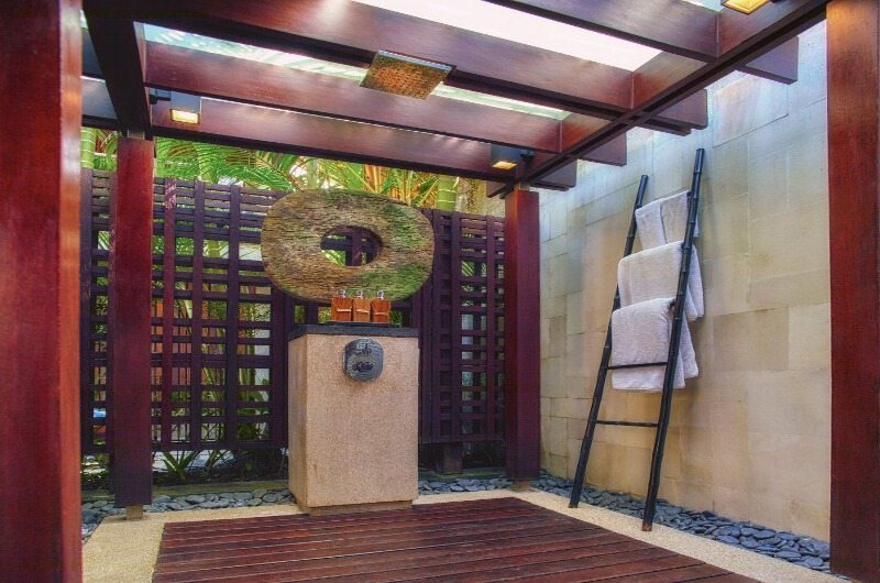 Tukad Pangi Villa Bathroom   Canggu, Bali