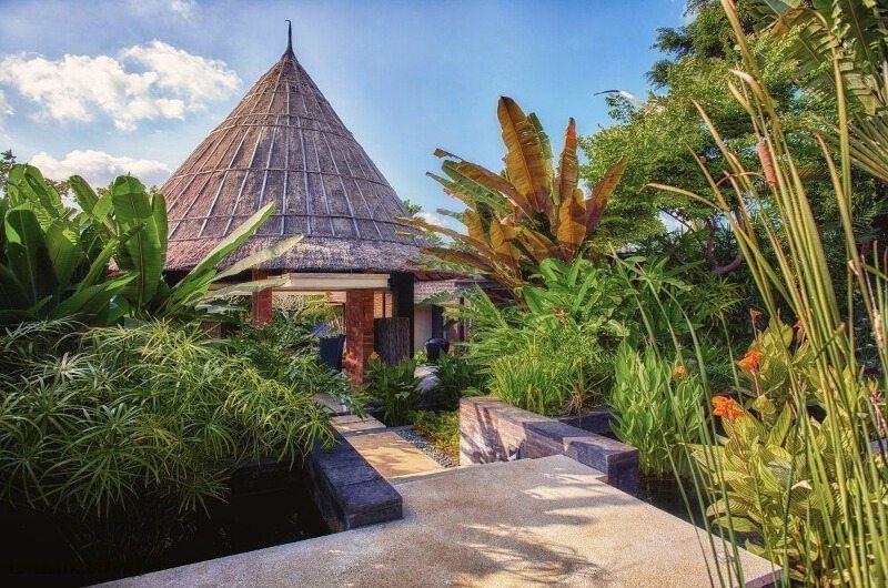 Tukad Pangi Villa Pathway   Canggu, Bali