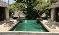 Tukad Pangi Villa Pool Area   Canggu, Bali