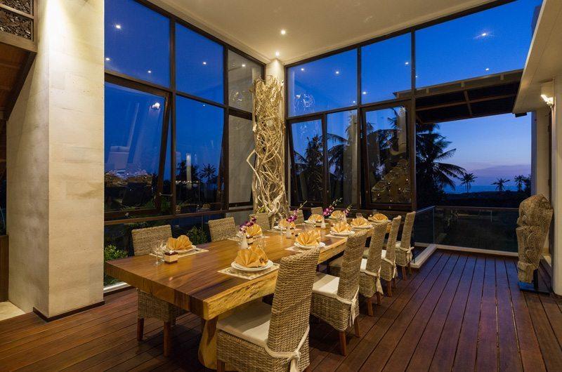 Villa Luwih Dining Area | Canggu, Bali