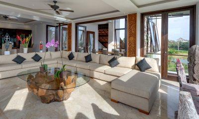 Villa Luwih Indoor Living Area | Canggu, Bali