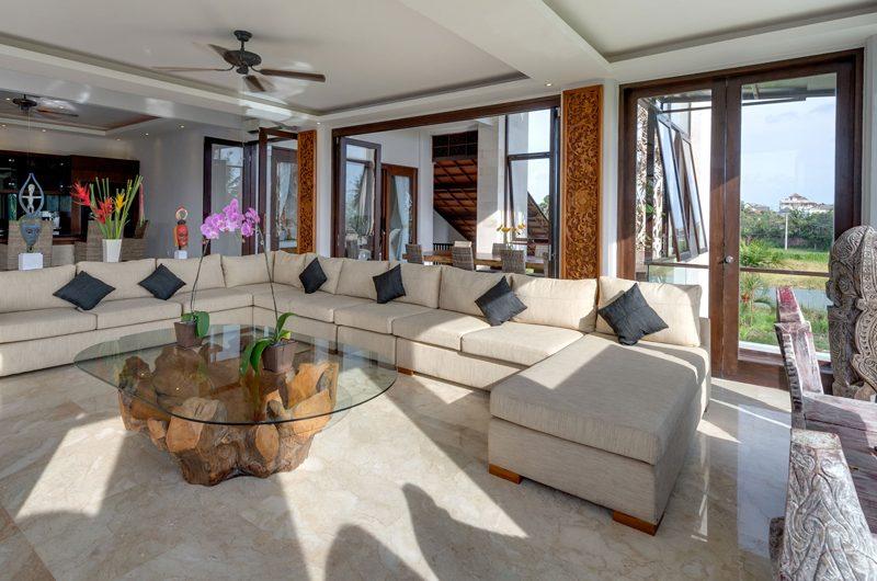 Villa Luwih Indoor Living Area   Canggu, Bali