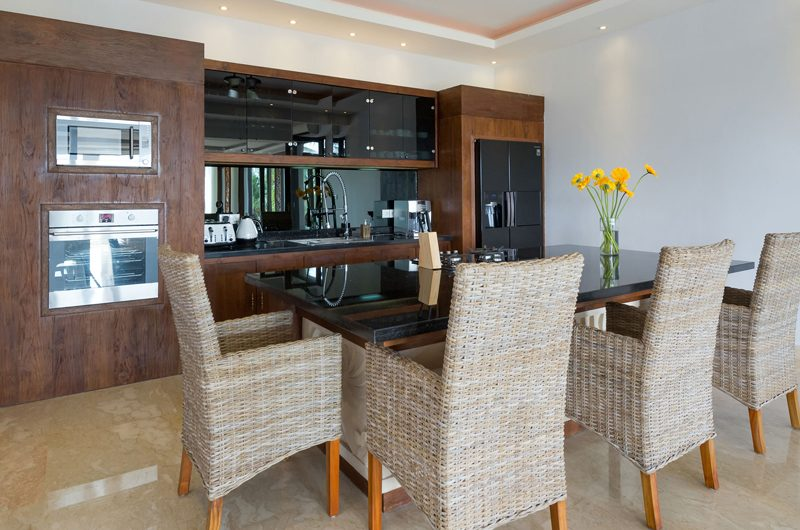 Villa Luwih Kitchen and Dining Area | Canggu, Bali