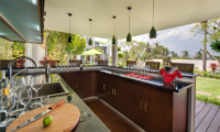 Villa Luwih Bar Counter   Canggu, Bali
