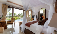 Villa Luwih Bedroom with Pool View | Canggu, Bali