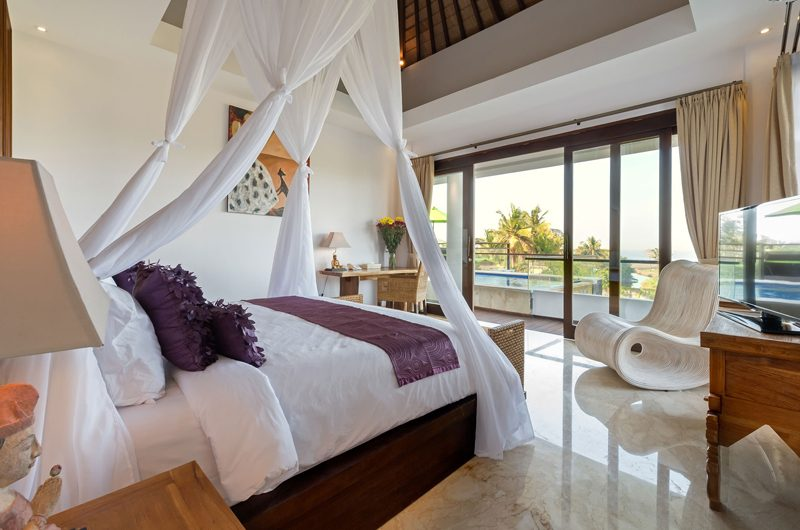 Villa Luwih Bedroom View   Canggu, Bali