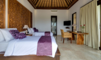 Villa Luwih Twin Bedroom with Study Table | Canggu, Bali