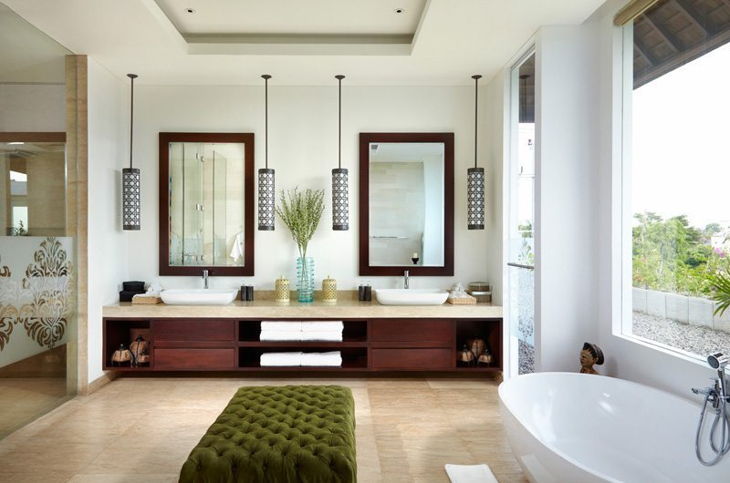 Villa Malaathina En-suite Bathroom | Umalas, Bali