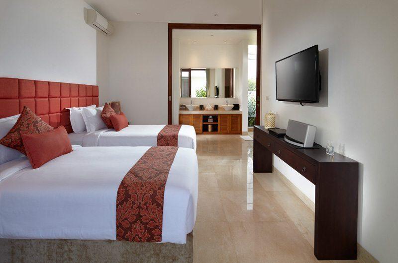 Villa Malaathina Twin Bedroom | Umalas, Bali