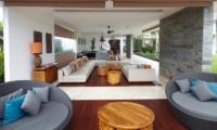 Villa Malaathina Living Area | Umalas, Bali