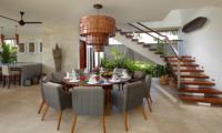 Villa Malaathina Dining Area   Umalas, Bali