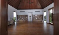 Villa Malaathina Yoga Room   Umalas, Bali