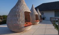 Villa Malaathina Open Plan Seating Area   Umalas, Bali